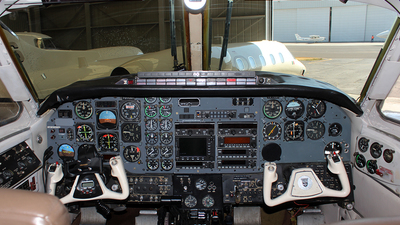TG-AMA - Beechcraft C90A King Air - Private