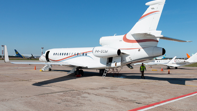 P4-SCM - Dassault Falcon 7X - Private