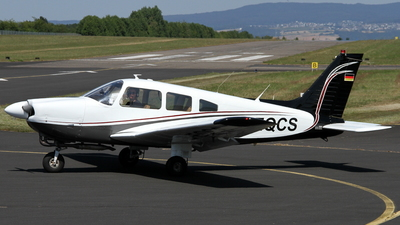 D-EQCS - Piper PA-28-181 Archer II - Private