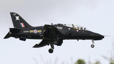 XX346 - British Aerospace Hawk T.1A - United Kingdom - Royal Air Force (RAF)