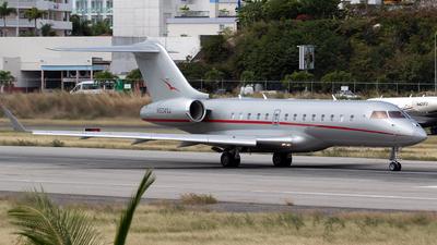 N504VJ - Bombardier BD-700-1A11 Global 5000 - VistaJet