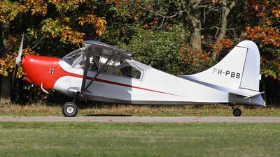 PH-PBB - Stinson L-5B Sentinel - Netherlands - Air Force Historical Flight