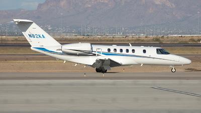 N82KA - Cessna 525C CitationJet 4 - Private