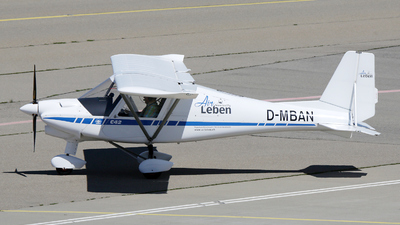 D-MBAN - Ikarus C42 - Private