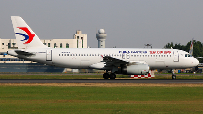 B-6673 - Airbus A320-232 - China Eastern Airlines