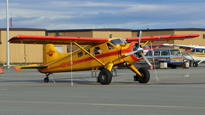 N814DW - De Havilland Canada DHC-2 Mk.I Beaver - Wrangell Mountain Air