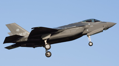 MM7357 - Lockheed Martin F-35A Lightning II - Italy - Air Force