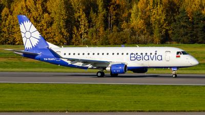 A picture of EW554PO - Embraer E175LR - Belavia - © Alexander Belyakov