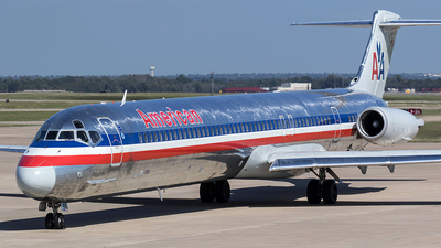 N7550 - McDonnell Douglas MD-82 - American Airlines