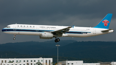 B-1847 - Airbus A321-231 - China Southern Airlines