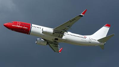 SE-RPM - Boeing 737-8JP - Norwegian