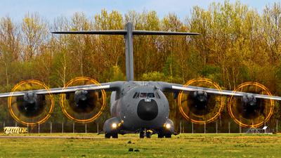 ZM417 - Airbus A400M Atlas C.1 - United Kingdom - Royal Air Force (RAF)