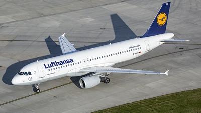 D-AIZM - Airbus A320-214 - Lufthansa