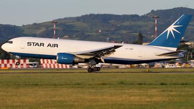 OY-SRM - Boeing 767-25E(SF) - Star Air