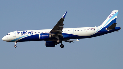 VT-ILR - Airbus A321-251NX - IndiGo Airlines