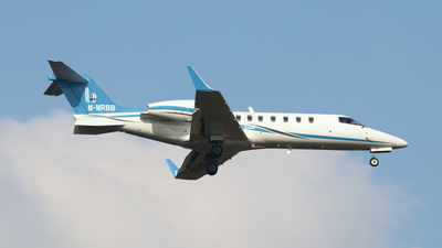 M-MRBB - Bombardier Learjet 45 - Boultbee Aviation