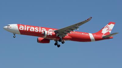 9M-XXW - Airbus A330-343 - AirAsia X