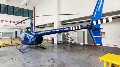 D-HROY - Robinson R44 Astro - Heli-Flight