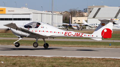 EC-JMZ - Diamond DA-20-A1 Katana - Aerolink Air Services