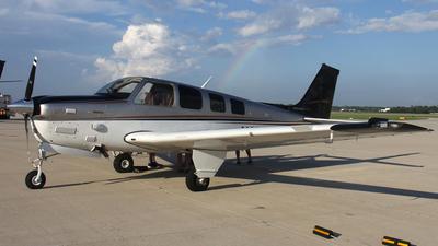 N10LJ - Beechcraft B36TC Bonanza - Private