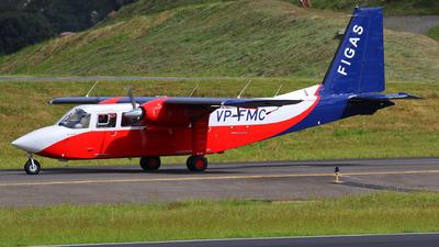 VP-FMC - Britten-Norman BN-2B-26 Islander - Falkland Islands Government Air Services (FIGAS)