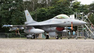 LB-061 - General Dynamics F-16AM Fighting Falcon - Belgium - Air Force