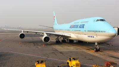 HL7492 - Boeing 747-4B5 - Korean Air