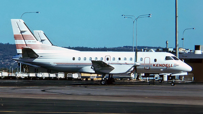 VH-KDB - Saab 340A - Kendell Airlines