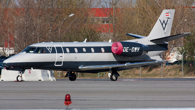 OE-GWV - Cessna 560XL Citation XLS - Europ Star Aircraft