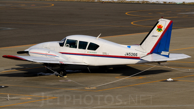 JA5266 - Piper PA-23-250 Aztec F - North Japan Airlines