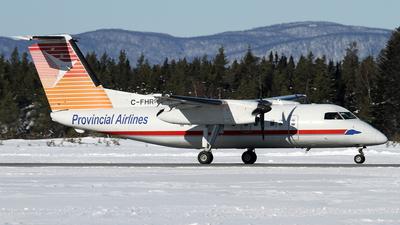 A picture of CFHRC - De Havilland Canada Dash 8100 - Perimeter Aviation - © Daniel Lapierre Forget