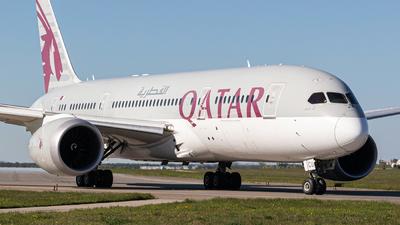 A7-BCU - Boeing 787-8 Dreamliner - Qatar Airways