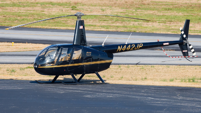 A picture of N442JP - Robinson R44 II - [11960] - © Maik Voigt