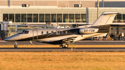VH-FGM - Pilatus PC-24 - Private