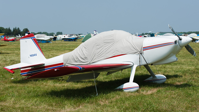 A picture of N694V - Van's RV8 - [80694] - © SpotterPowwwiii