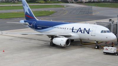 CC-CPI - Airbus A319-132 - LAN Perú
