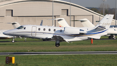 G-GARE - Cessna 560XL Citation XLS Plus - Private