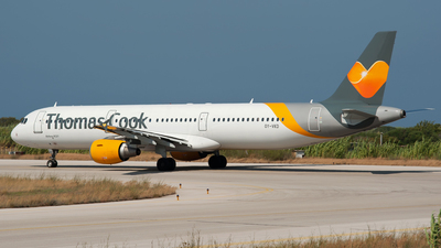 OY-VKD - Airbus A321-211 - Thomas Cook Airlines Scandinavia