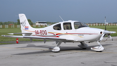 9A-BDG - Cirrus SR22-G2 - Private