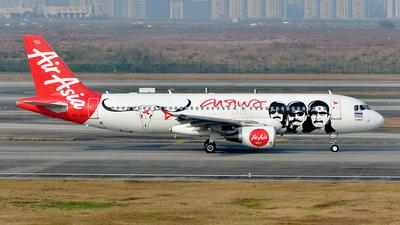 HS-ABJ - Airbus A320-216 - Thai AirAsia