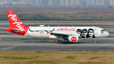 A picture of HSABJ - Airbus A320216 - AirAsia - © BCG554