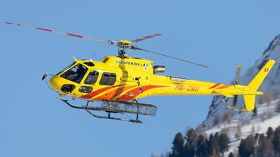 HB-ZMU - Eurocopter AS 350B3 Ecureuil - Heli Bernina
