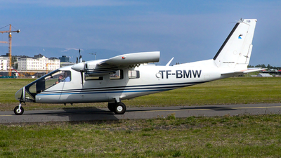 TF-BMW - Vulcanair P.68 Observer 2 - Gardaflug