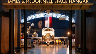 OV-103 - Rockwell Space Shuttle Orbiter - United States - National Aeronautics and Space Administration (NASA)