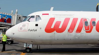 PK-WGF - ATR 72-212A(500) - Wings Air