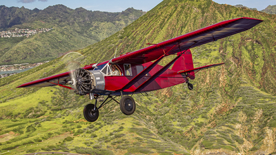 N251M - Bellanca Pacemaker CH-300 - Private