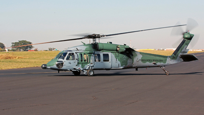 FAB8913 - Sikorsky H-60L Blackhawk - Brazil - Air Force
