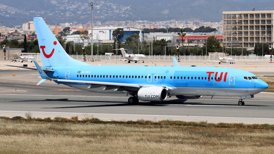 SE-RFX - Boeing 737-8K5 - TUI