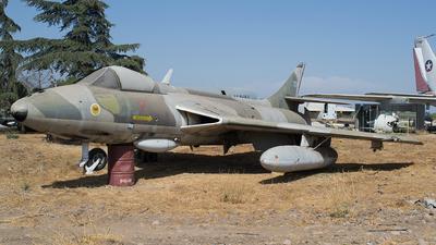 924 - Hawker Hunter FGA.9 - Chile - Air Force