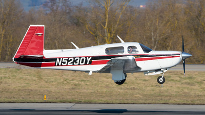 N5230Y - Mooney M20K - Private